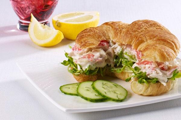 Keybrand Foods Inc.  Seafood Salad