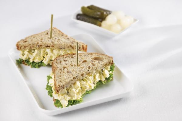 Keybrand Foods Inc.  Egg Salad