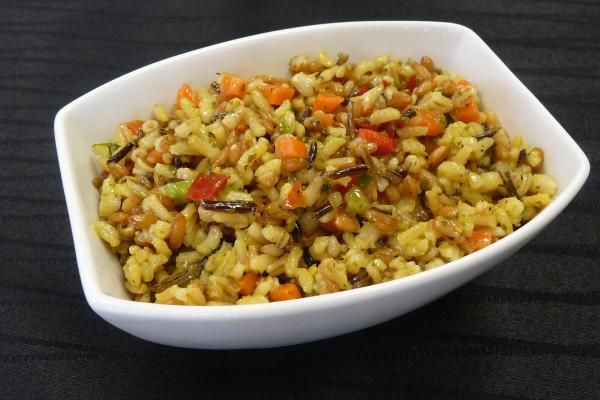 Keybrand Foods Inc.  Seven Grain Salad