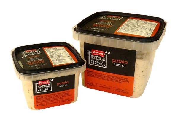 Keybrand Foods Inc.  Salade aux pommes de terre