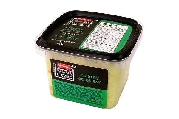 Keybrand Foods Inc.  Salade de chou crémeuse