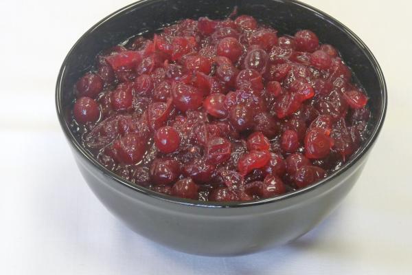 JHS Cranberry Sauce