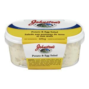 Keybrand Foods Inc.  JHS Potato & Egg Salad