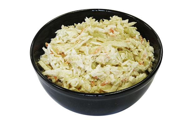JHS Creamy White Coleslaw